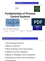 Applied Process Control Systems