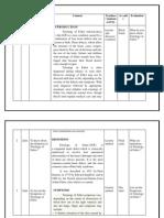 Tetralogy of Fallot lesson plan