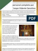 Tu estudio personal completo por Jorge Díaz Crespo Vidente Sensitivo Copy