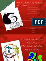 Lenguaje en Las Interacciones Humanas Laura Arias