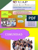 Exposicion Salud Comunitaria