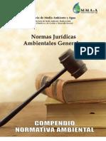 Normas Juridicas Ambientales Generales- Bolivia
