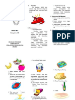 Diit Hipertensi Leaflet