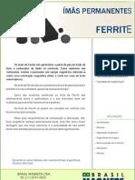 Catalogo Brasilmagnets Ferrite