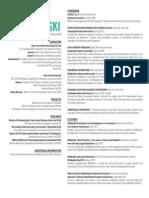 Al PDF Resume