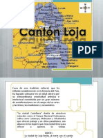 Cantón Loja y catamayo