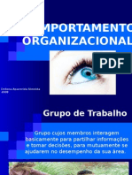Comport Amen To Organizacional PPT