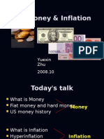 Insights for Money & Inflation