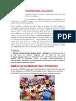 El Carnaval Cajamarquino y La Cashua