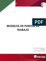 Modelo de Puestos de Trabajo
