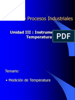 04 Instrumentacion (Cap IV Clase 1 Temperatura)