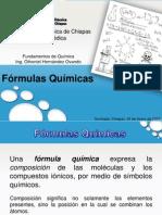 Formulas Quimicas