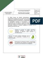 pc-01 politica de calidad v 02