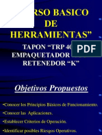 TAPON Y PACKER para clientes.ppt