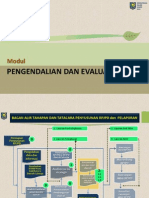 05Sep2012-8 Modul Pengendalian Evaluasi