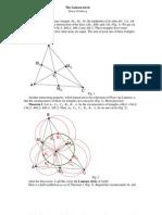 Circle and Triangle Olympiad Lamoen