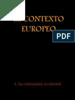 El Contexto Europeo