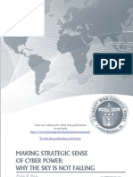 Making Strategic Sense of Cyber Power