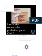 36288877 Las Recetas Comentadas Del Chef G