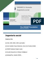 Ingeniería Social