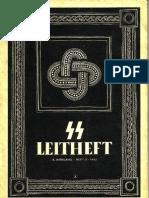 SS Leitheft 1942 #3
