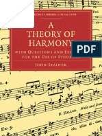A Theory of Harmony