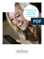 The Short Code Marketing Opportunity, December 2008