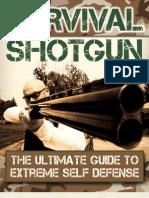 SURVIVAL SHOTGUN