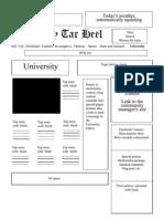 Desk Page