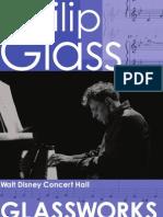 Philip Glass Portfolio