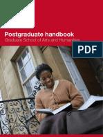 Bristol Arts Handbook