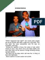 edward tavanavanua sobriety is new cool