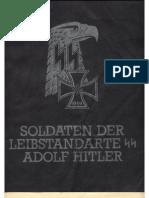 Soldaten Der Leibstandarte SS Adolf Hitler Im Kampf