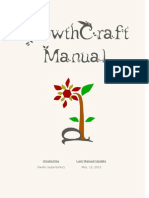 GrowthCraft Manual 5-12-2013