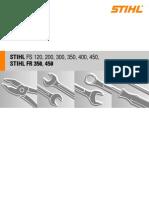 STIHL FS 350 Service manual pdf   Piston   Ignition System