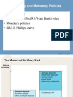 Lecture 19-20 Money Supply-2013