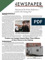 The Vigornia April Fools Issue 2013