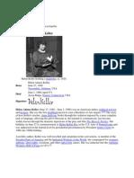 Noyon Helen Keller