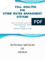 Storm Water Management Systems