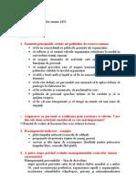 81343710 Subiecte Managementul Resurselor Umane in Administratia Publica