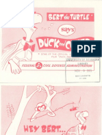 Duck and Cover Handbook PA 6 1951