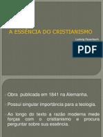 Feurbach - A Essencia Do Cristianismo