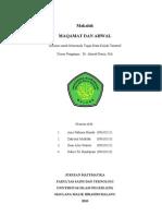 Maqamat Dan Ahwal