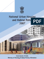 National Housing Policy 2007
