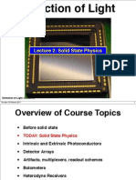 02 DOL Solid State Physics