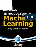 Alex ACM SC Machine Learning Day [Materials] | Introduction to Machine Learning By Eng. Ibrahim Sabek