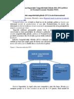 Sinteza Raportului Competitivitatii Globale 2011 1