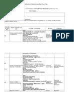 Planificación de Unidades de Aprendizaje Clase a Clase