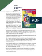 Asegura El Jurista Luis Antezana