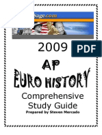 AP Europe Cram Packet 09